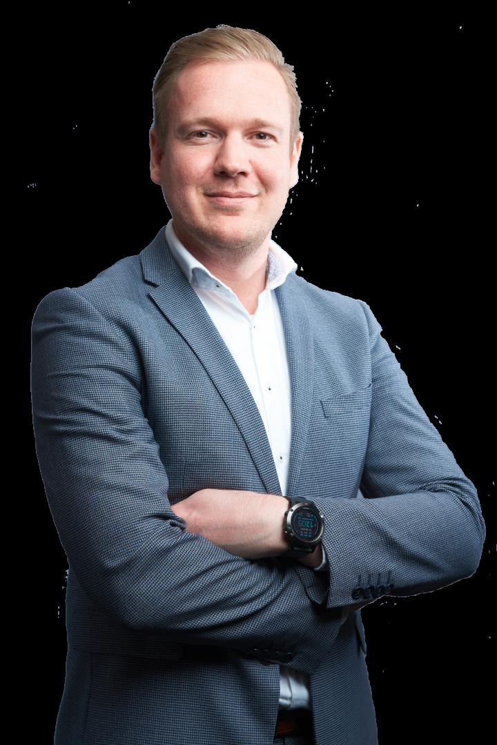 Chris Wester Business Manager Verzekeren