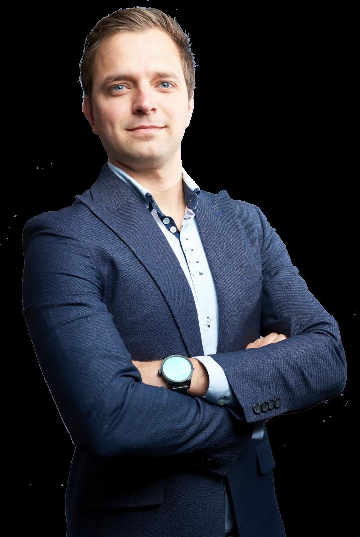 Matthijs van Reek Accountmanager Bank & Hypotheken