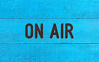 AP Support op de radio bij De vijf van het bedrijf