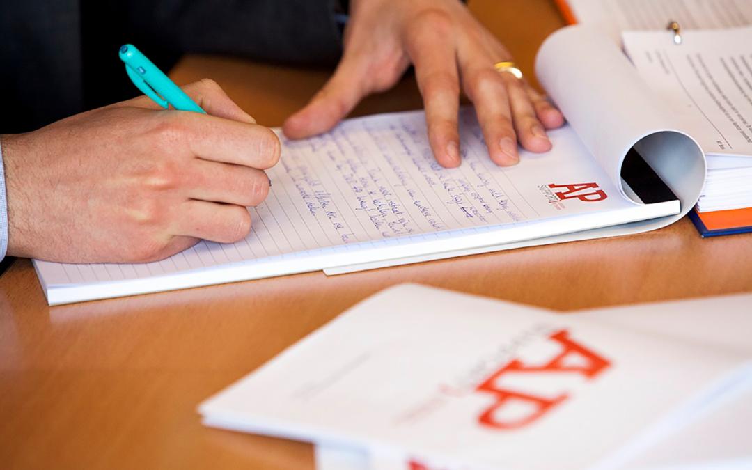 Een goede motivatiebrief schrijven: zo val je op in de stapel